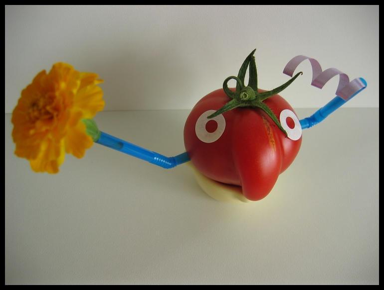 Romeo Tomatoe