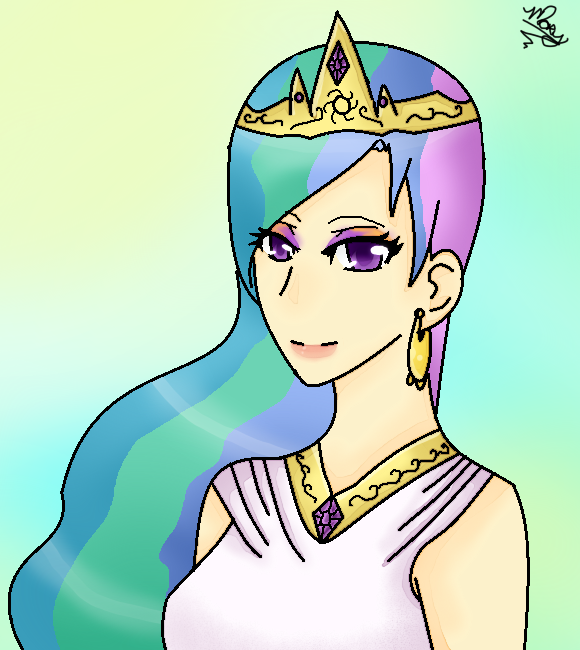 The Princess of the Sun by MaryMello
