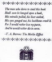 Curse of the Merlin by MyrddinDerwydd