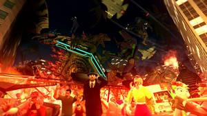 Gmod Screenshot 7: Brawl at the City