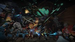Gmod Screenshot 14: Retaliation