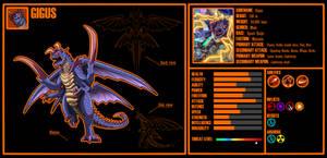 Kaiju OC 12: Gigas