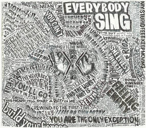 Paramore Lyrics Collage II by ch-love