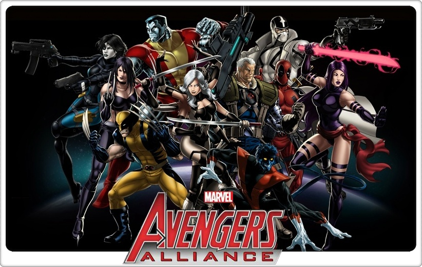 X-FORCE by icequeen654123 on DeviantArt X 23 Marvel Avengers Alliance