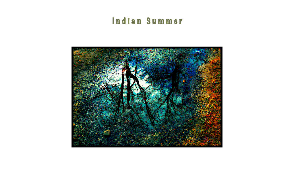 Indian Summer by jetsetaphrodite