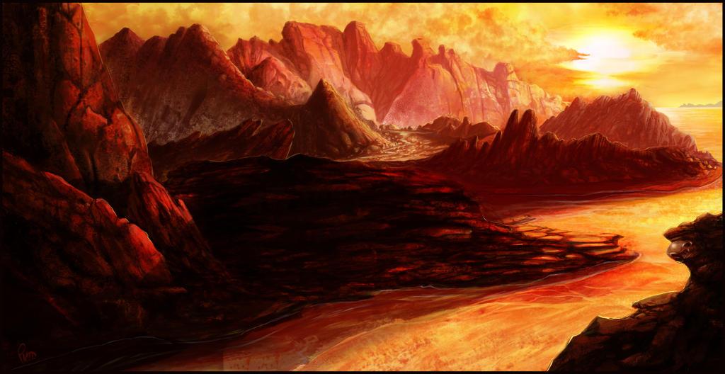 Sun Rise by JPlatt17