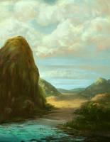 Landscapewithwater by JPlatt17