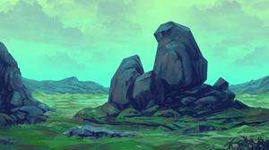 grouped mass-rocks