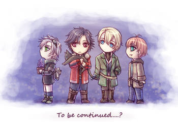 To Be Continued? by Eclesis