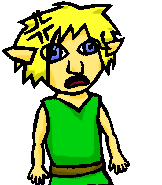 link without hat