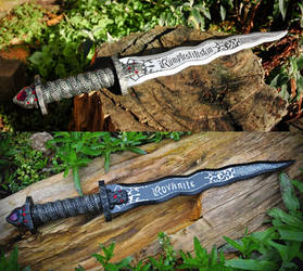 Once Upon a Time Dark One Dagger