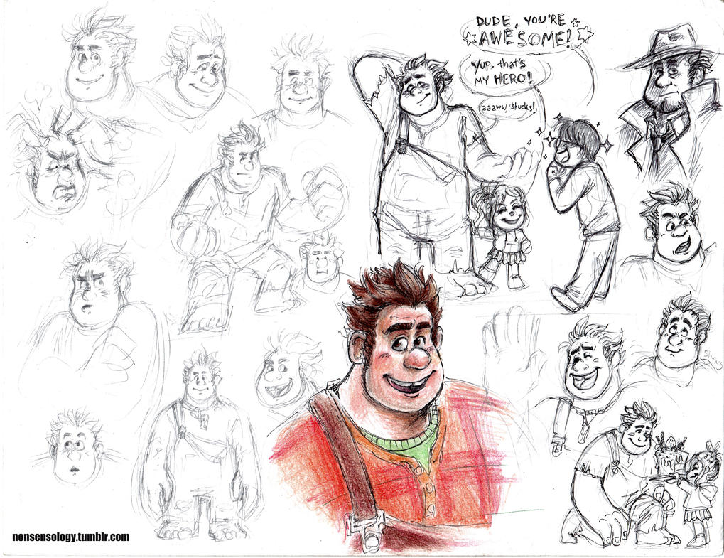 Wreck-It Ralph Thanks Satan Meme