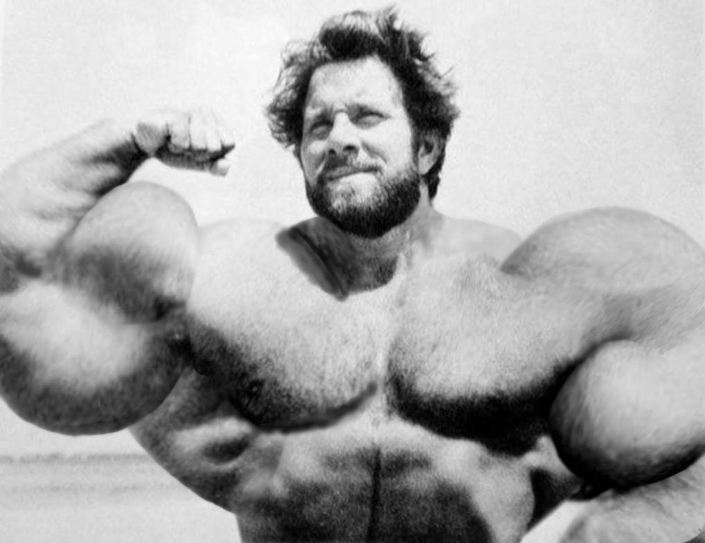 Reg Park, A Hulking Hercules by dhandler19 on DeviantArt