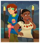 Harold and Leshawna