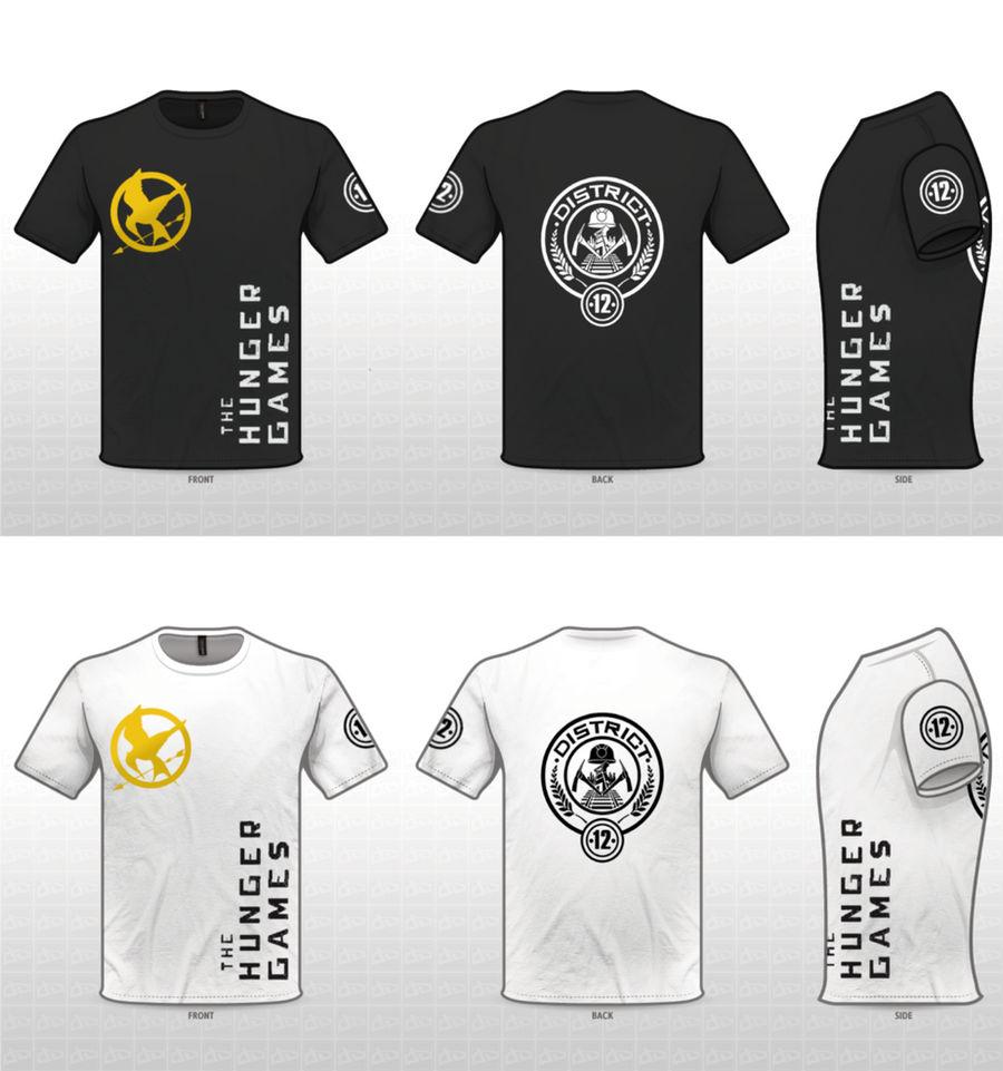 Hunger Games District 12 Shirt