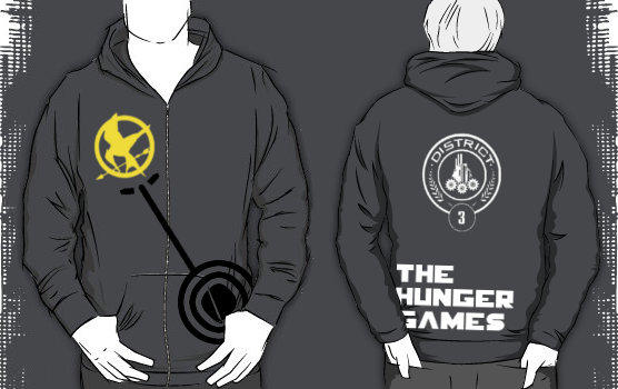 The Hunger Games District Jacket