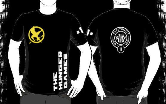 Hunger Games District Shirt
