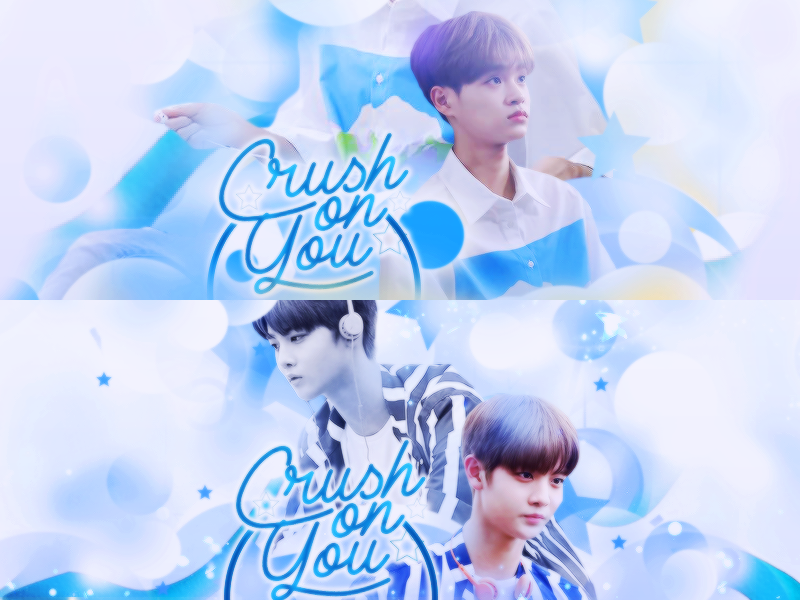 [Crush on you] :: DAEHWI - JINYOUNG :: by Amaya-Ito-Kites