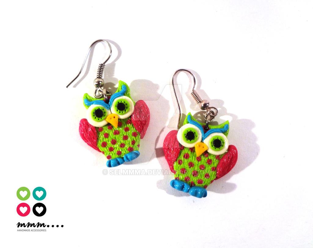 Owls by Selmmma