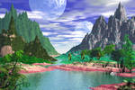 Angel Island 3D