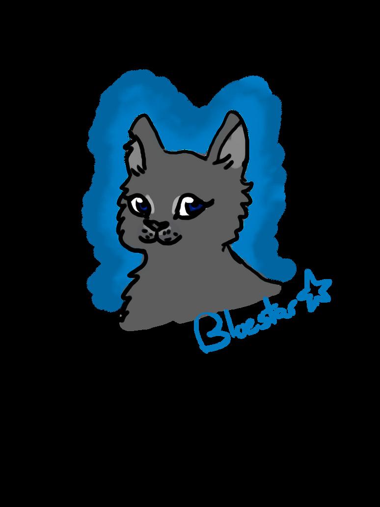 Bluestar! by Lirio-Wolf19