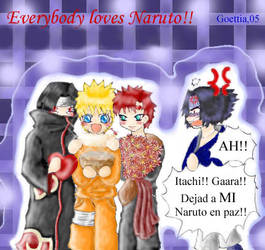 +Everybody loves Naruto+