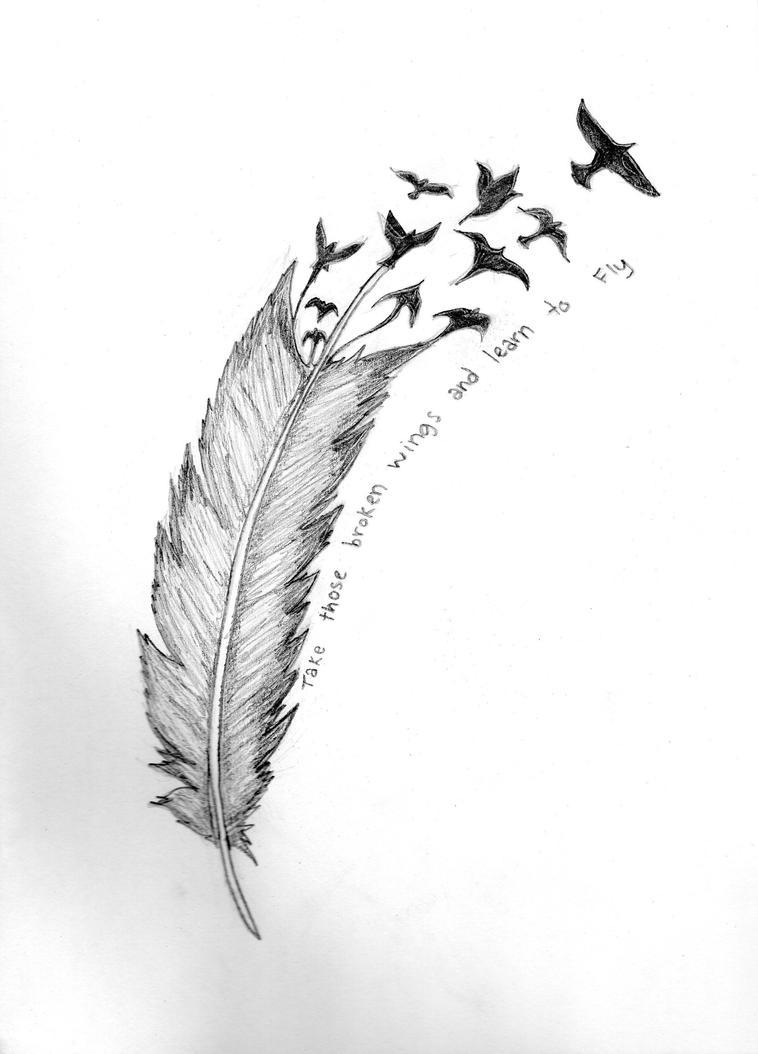 Bird Tattoo By Mrpeckham On Deviantart