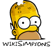 Wikisimpsons Logo by Simpsons-Shoutwiki