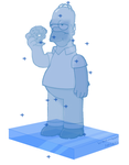 Crystal Homer Award by Simpsons-Shoutwiki