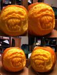 Blarg The Pumpkin by EricDaNerd