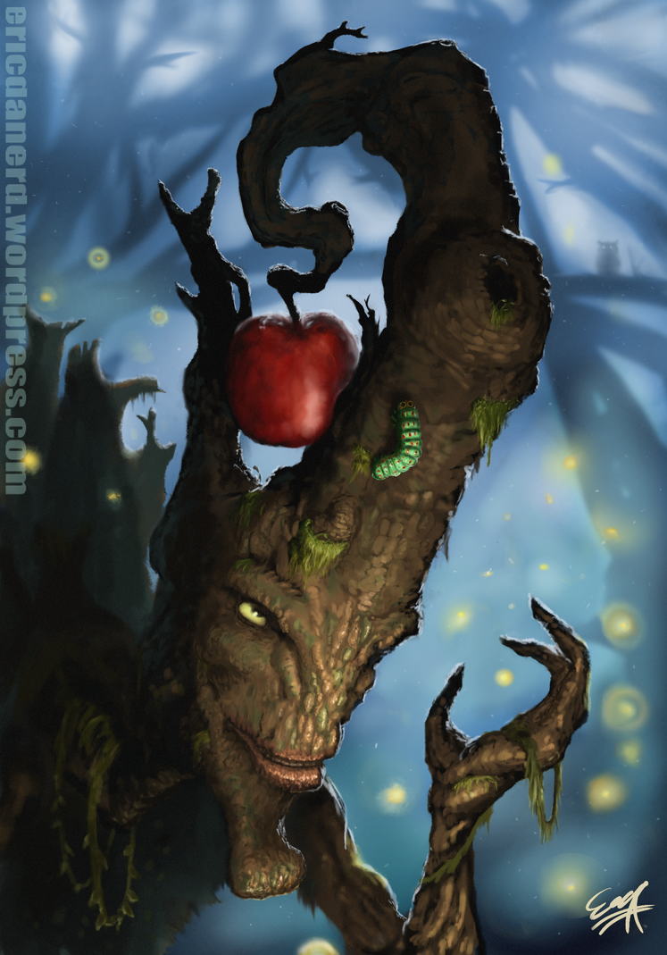 Bad Apple by EricDaNerd