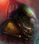 Comfort zone alien