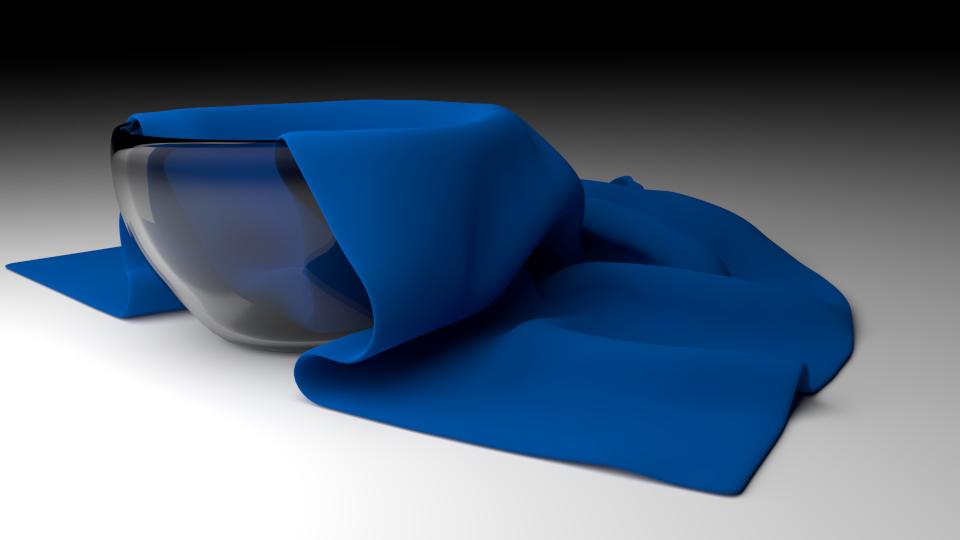 Blender Cloth Render by f--l--A--r--k