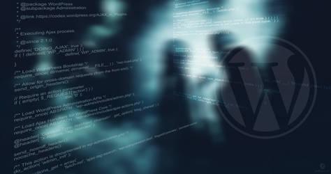 Wordpress Developer's Wallpaper 4k