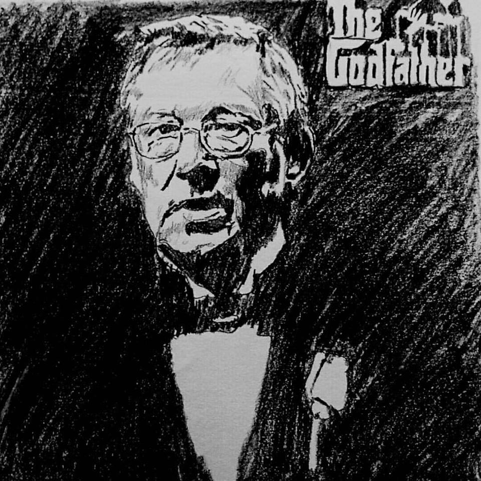 Sir Alex Ferguson By Pmc1910 On DeviantArt