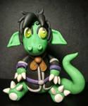 Ninja Andrew Dragonification