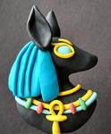 Anubis by LuckyCloversArt