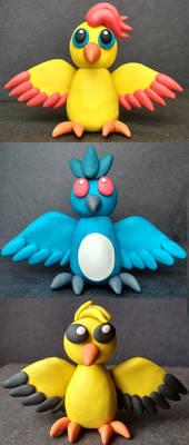 Youre favorite legendary bird?
