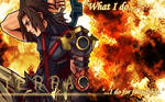 Terra Wallpaper - Kingdom Hearts