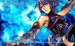 Aqua Wallpaper - Kingdom Hearts