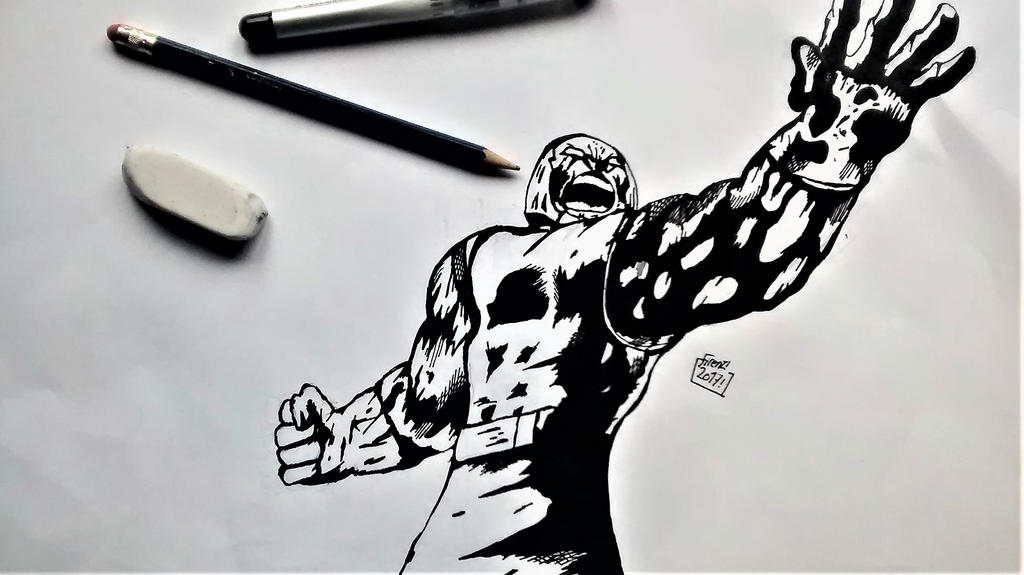 Darkseid. by Firenz123