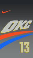 Oklahoma City Thunder 2017-18 City Jersey