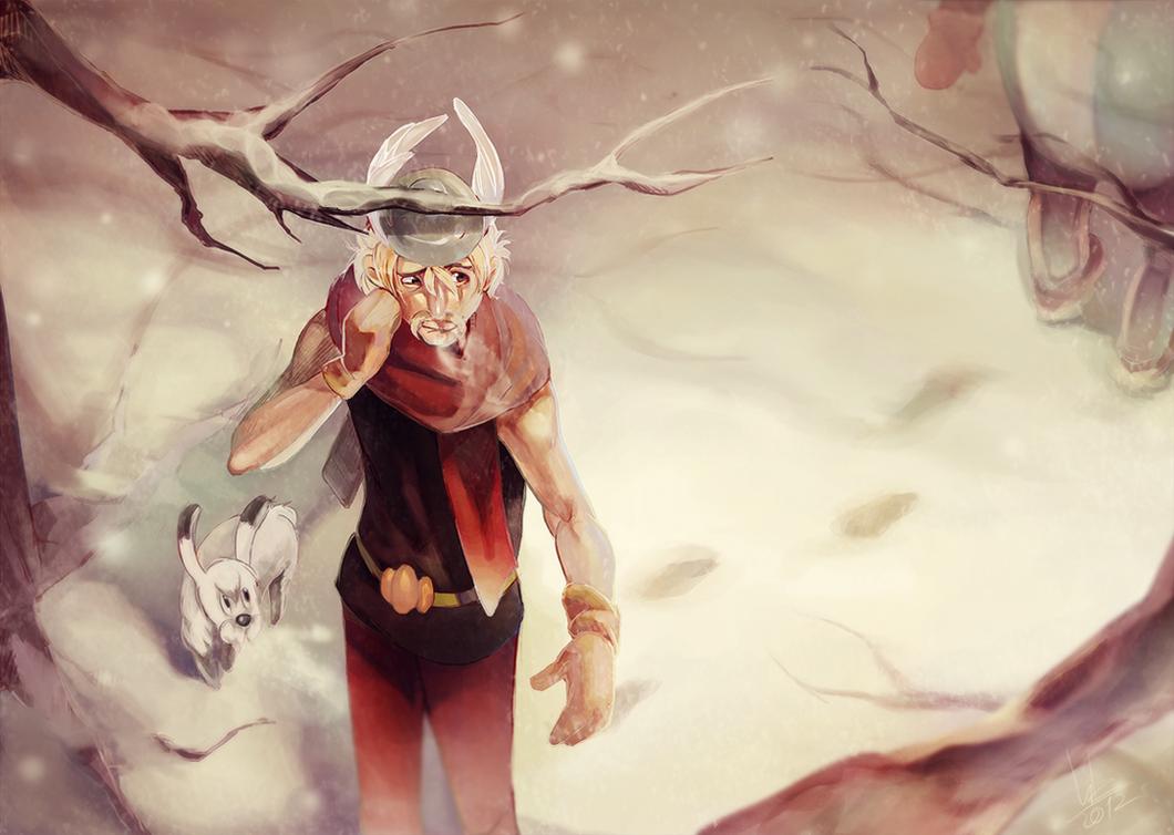 Mistletoe by LilithTE