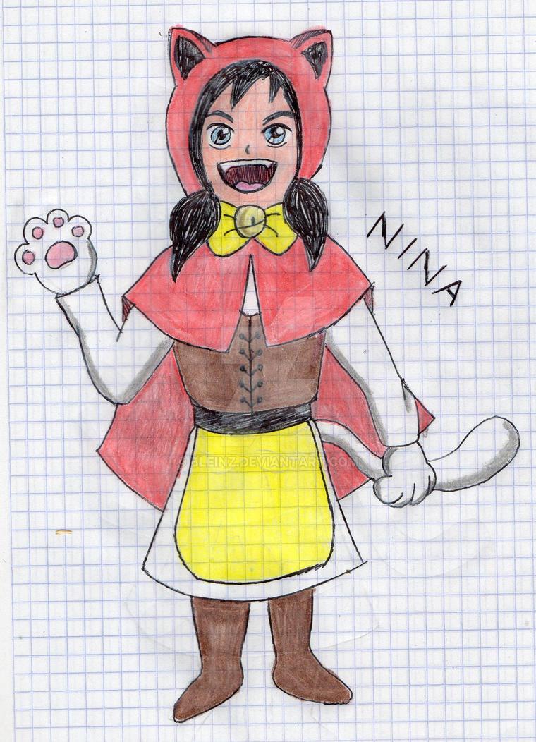 Nina by Bleinz