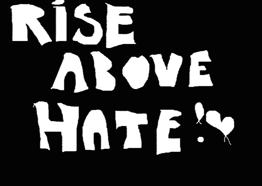 John Cena - Rise Above Hate by louistomlinsonfans on ...  John Cena - Ris...