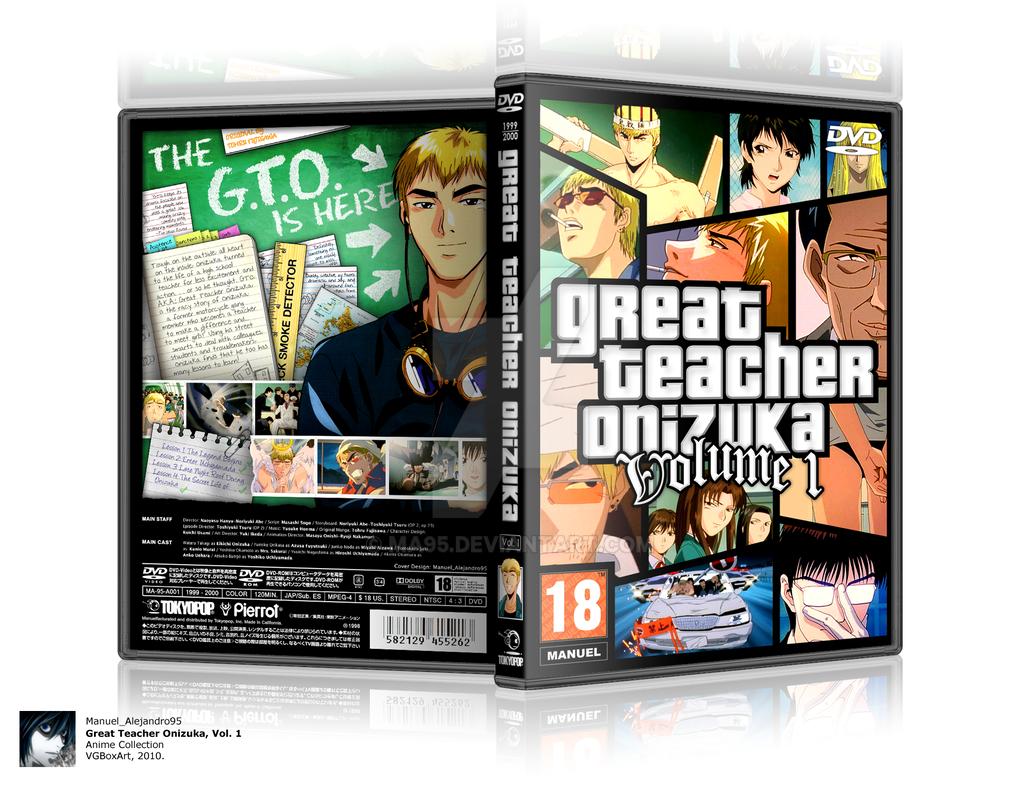 Great Teacher Onizuka, Vol. 1 by MA95
