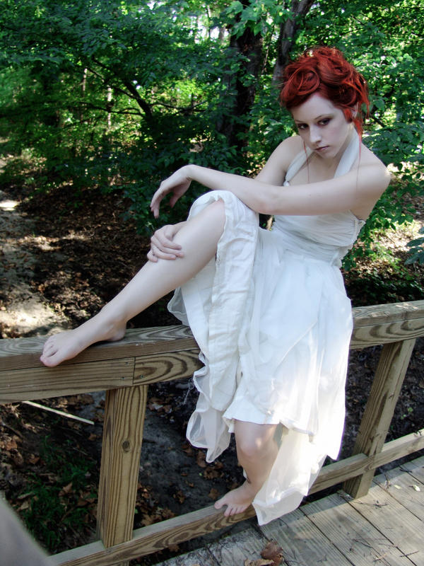 Nichole Red Hair by JacksFluzey