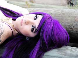Vibrant Hair by JacksFluzey