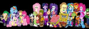 Personajes Favoritos de KevinToons (kmrp)