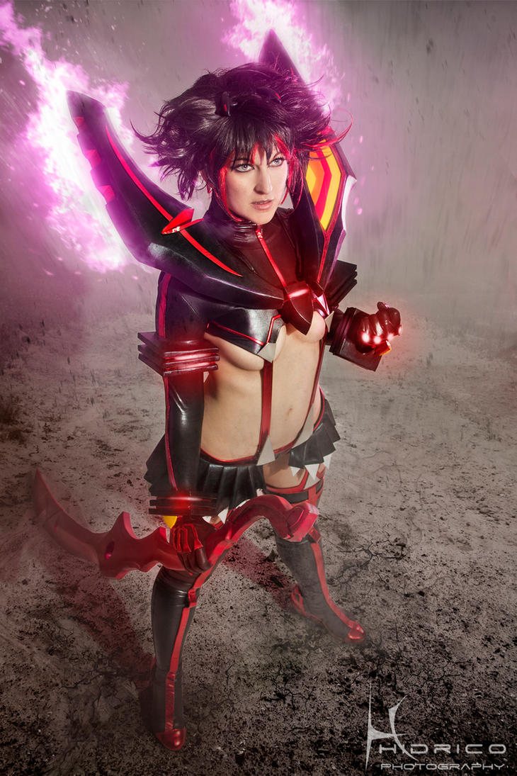 Kill or be killed (Ryuko Matoi from kill la kill) by cos2play